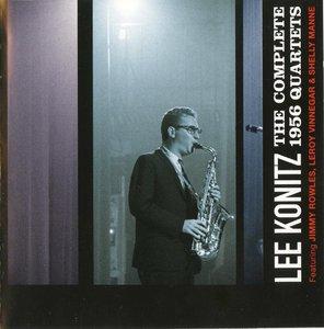 Lee Konitz - The Complete 1956 Quartets (2010) {2CD Set American Jazz Classics AJC 99017}
