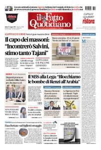 Il Fatto Quotidiano - 11 maggio 2019