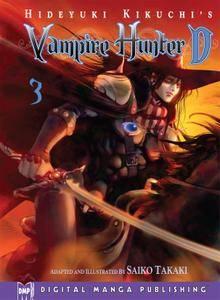 Vampire Hunter D v03 2009 Digital Lovag-Empire