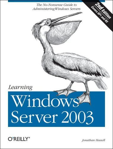 Learning Windows Server 2003 (2nd Edition)