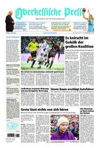 Oberhessische Presse Marburg/Ostkreis - 11. März 2019