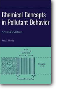 "Ian J. Tinsley, ""Chemical Concepts in Pollutant Behavior"" (2nd edition)"