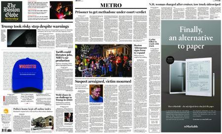 The Boston Globe – February 16, 2019