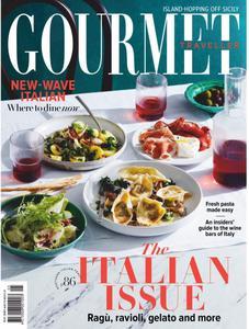 Australian Gourmet Traveller - May 2019