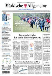Märkische Allgemeine Luckenwalder Rundschau - 03. April 2018