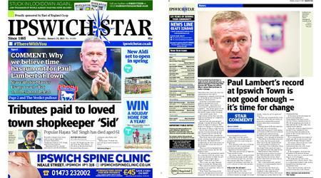Ipswich Star – January 25, 2021