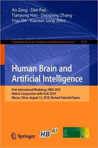 Human Brain and Artificial Intelligence: First International Workshop, HBAI 2019, Held in Conjunction with IJCAI 2019, M