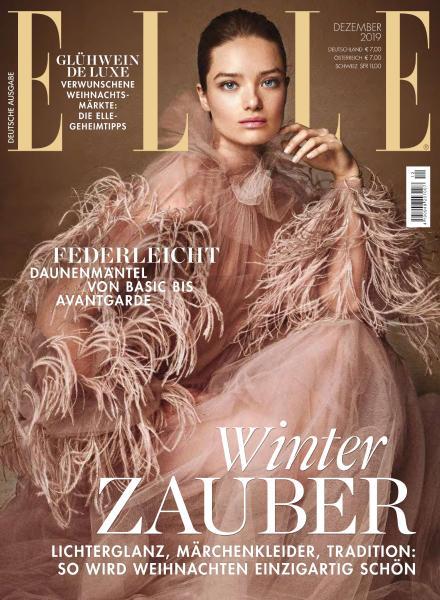 Elle Germany - Dezember 2019