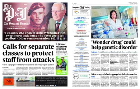 The Press and Journal Moray – June 06, 2019