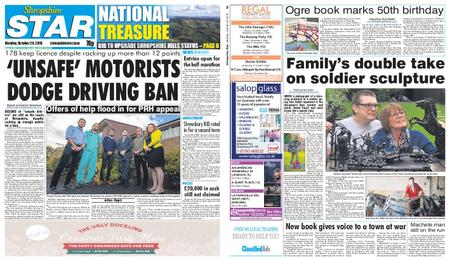 Shropshire Star Shrewsbury Edition – October 29, 2018
