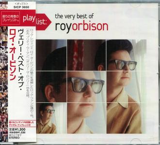 Roy Orbison - Playlist: The Very Best Of Roy Orbison (2012) {Japanese Edition}