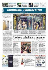 Corriere Fiorentino La Toscana – 15 settembre 2018