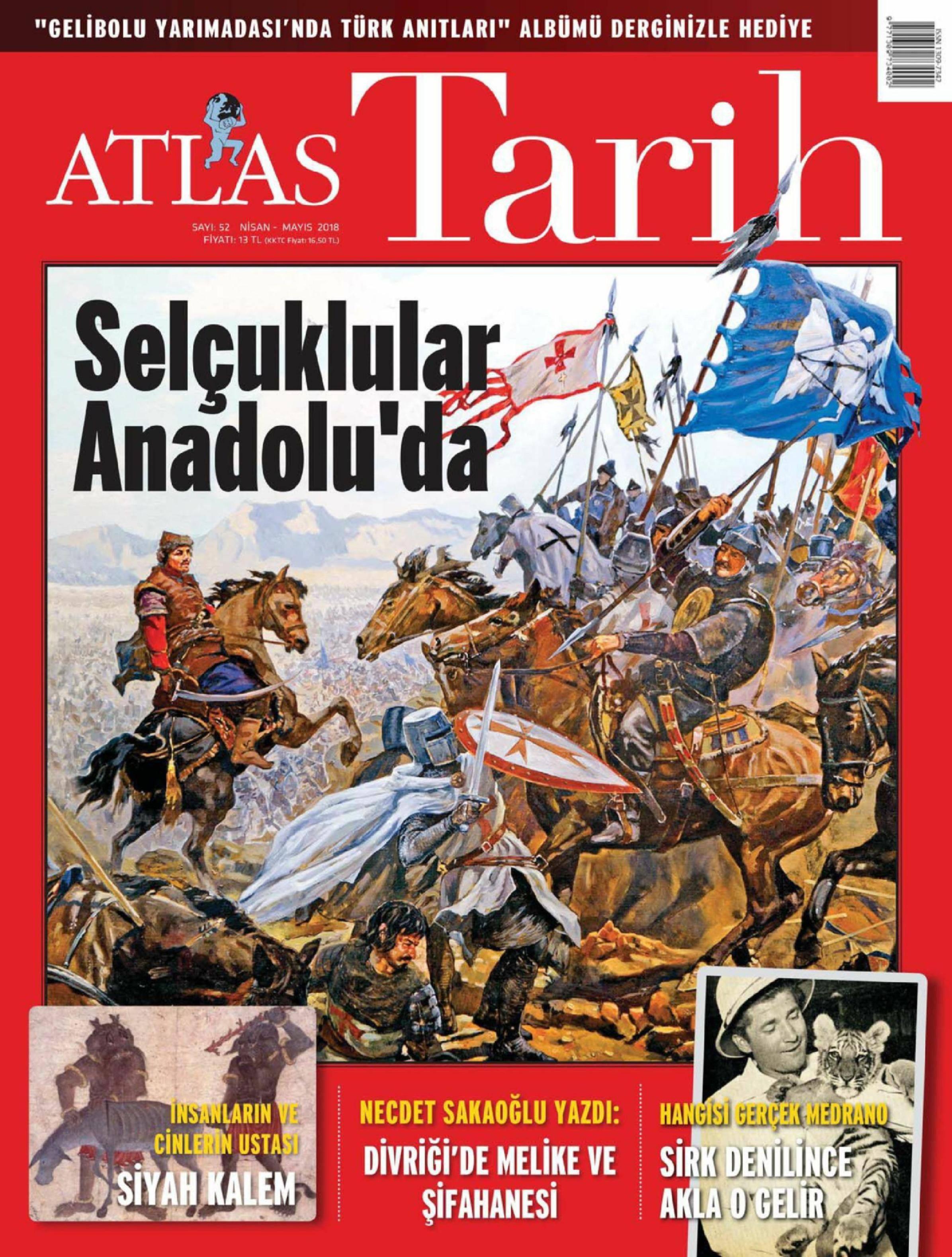 Atlas Tarih - Nisan/Mayıs 2018