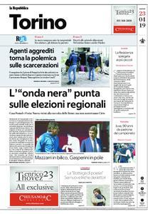 la Repubblica Torino – 23 aprile 2019