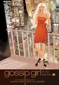 Yen Press-Gossip Girl The Manga For Your Eyes Only Vol 01 2021 Hybrid Comic eBook