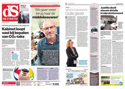 De Stentor - Apeldoorn – 03 april 2019