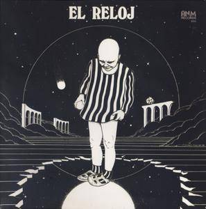 El Reloj - El Reloj II (1976) FR Pressing - LP/FLAC In 24bit/96kHz