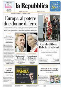 la Repubblica – 03 luglio 2019