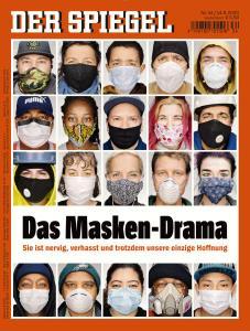 Der Spiegel - 14 August 2020