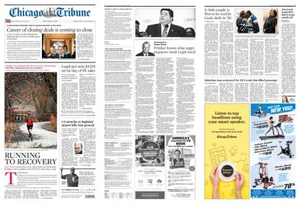 Chicago Tribune – January 03, 2020