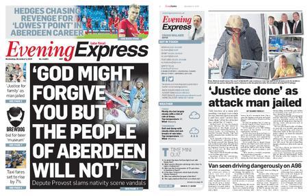 Evening Express – December 04, 2019