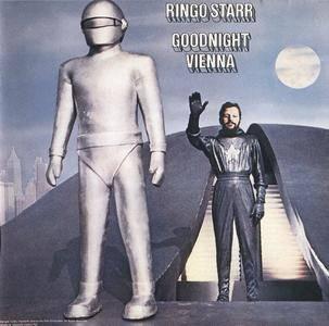 Ringo Starr - Goodnight Vienna (1974) [Repost]