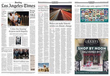 Los Angeles Times – November 22, 2020