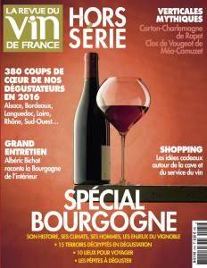 La Revue du Vin de France Hors-Série - Novembre 2016