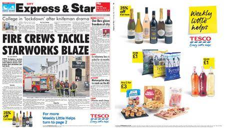 Express and Star City Edition – May 17, 2018