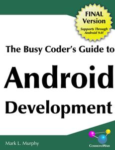 The Busy Coder's Guide to Android Development ( Final Version)