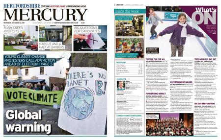 Hertfordshire Mercury – December 05, 2019