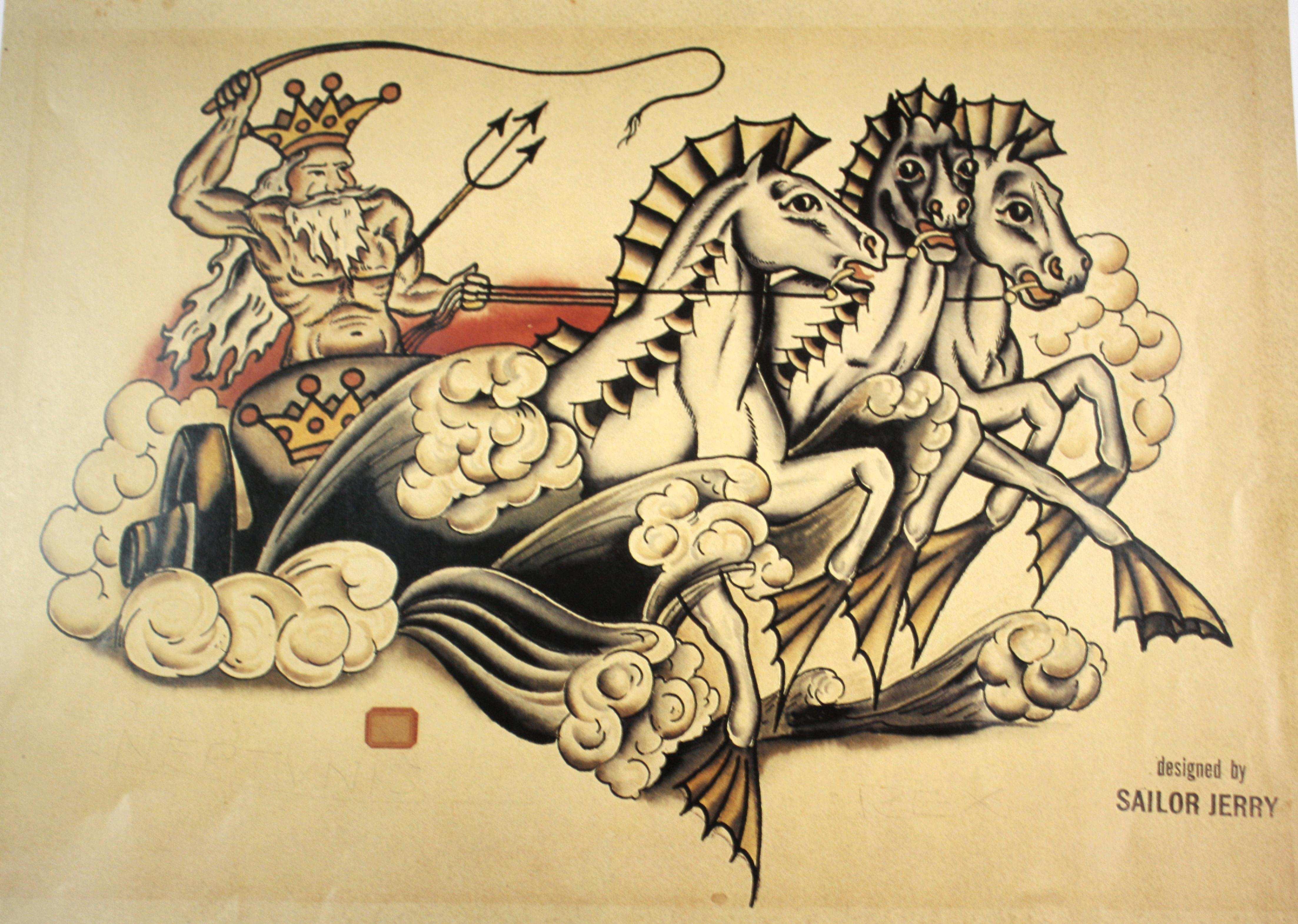 Sailor Jerry Collins Norman Collins Sailor Jerry Tattoo Flash Vol 1 Avaxhome