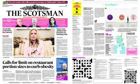 The Scotsman – November 22, 2018
