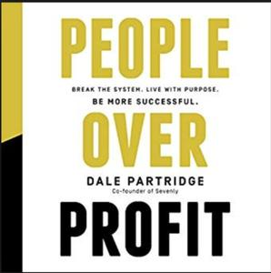People Over Profit: Break the System, Live with Purpose, Be More Successful (Audiobook) Repost