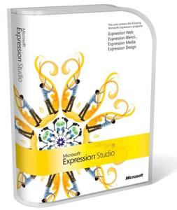Microsoft Expression Studio v1.0 ISO