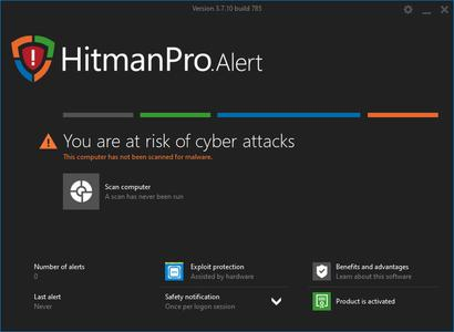 HitmanPro.Alert 3.7.10 Build 785 Multilingual