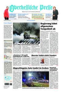 Oberhessische Presse Marburg/Ostkreis - 29. Januar 2019