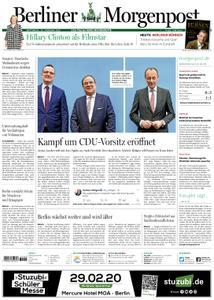 Berliner Morgenpost – 26. Februar 2020