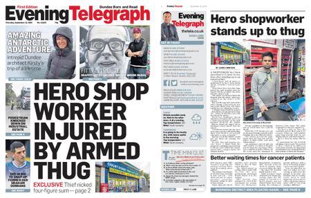 Evening Telegraph First Edition – September 12, 2019