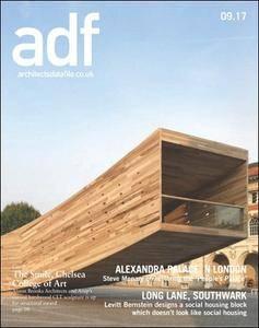 Architects Datafile (ADF) - September 2017
