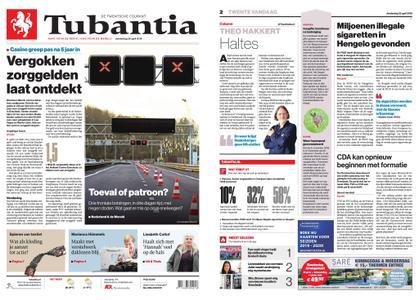Tubantia - Enschede – 25 april 2019