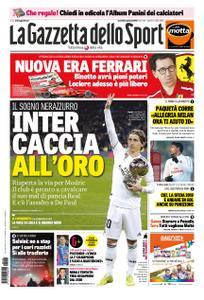 La Gazzetta dello Sport Roma – 08 gennaio 2019
