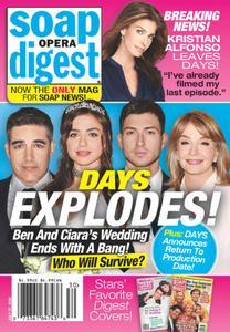 Soap Opera Digest - July 27, 2020