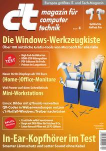 ct Magazin für Computertechnik - 30 Januar 2021