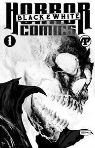 Antarctic Press-Horror Comics Black And White No 01 2021 Hybrid Comic eBook