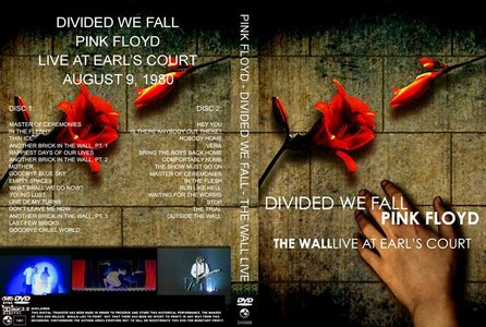 Pink Floyd - Divided We Fall: The Wall Live At Earl's Court (2000) [2xDVD] Re-up