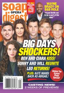 Soap Opera Digest - December 03, 2018