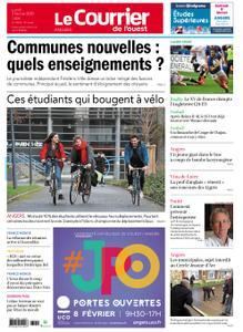 Le Courrier de l'Ouest Angers – 03 février 2020