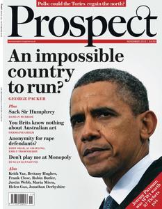Prospect Magazine - November 2013
