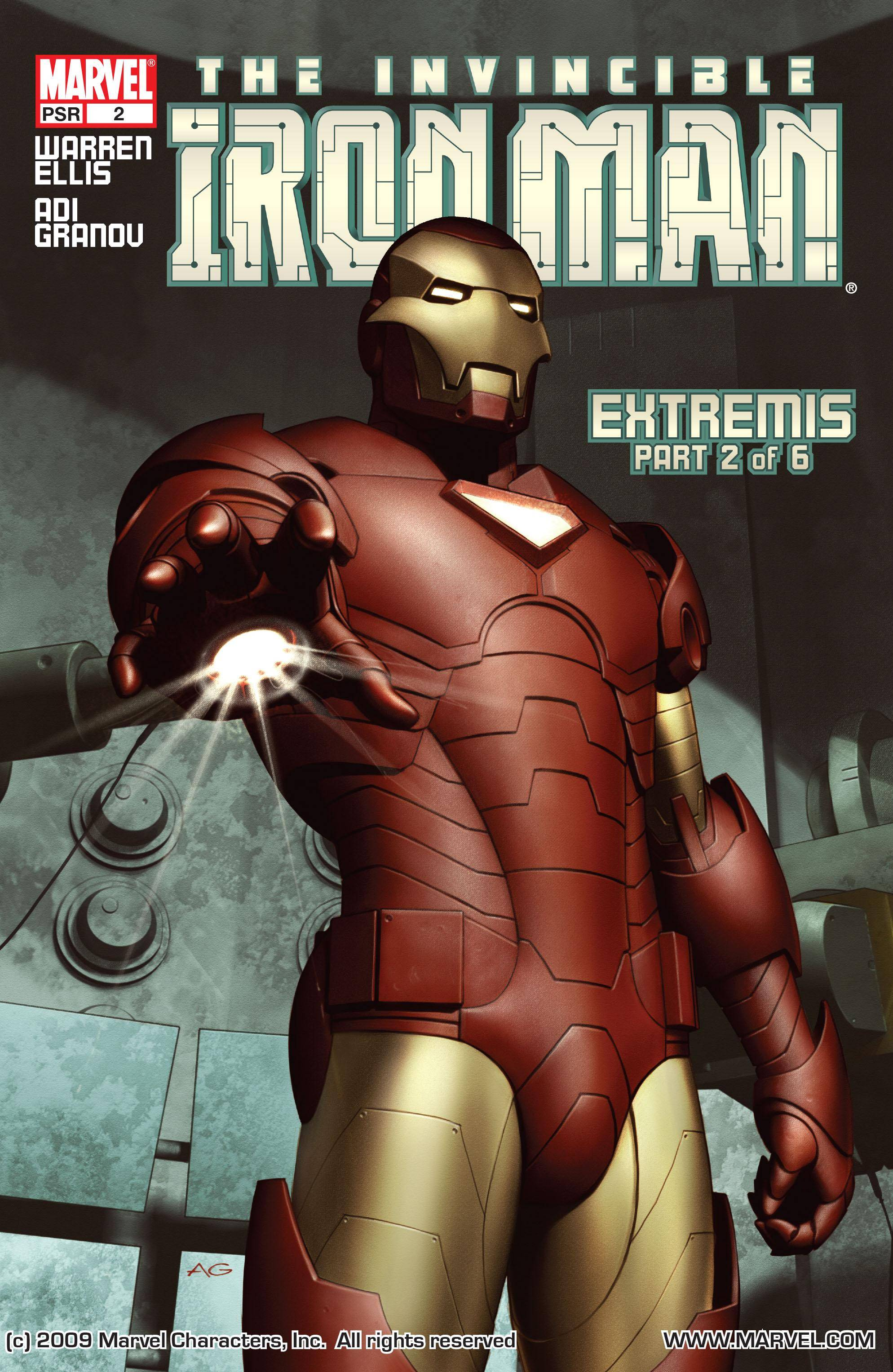 New Releases 2015 2 25 - Iron Man 002 2005 Digital Zone-Empire cbr
